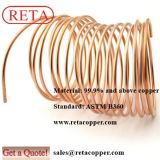 ASTM B360の毛管銅管
