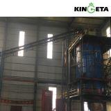 Usine de gazéification de biomasse de Multi-Co-Rétablissement de pyrolyse de Kingeta