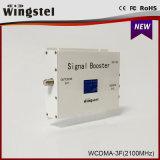 2018アンテナが付いているホーム/Mobileのシグナルのブスターのための熱い販売のシグナルRepeater/2100MHz 3Gのシグナルのアンプ