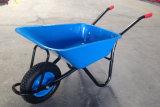 Carrinho de mão de roda de Ruuber do Wheelbarrow do carro da ferramenta de jardim Wb5009
