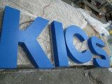 Для использования вне помещений для использования внутри помещений наружной рекламы салона изготовить знак с подсветкой LED акрилового волокна канал письмо логотип неоновых подписать