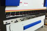 시멘스 모터 100t 3200mm를 가진 CNC 구부리는 기계