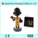Горячий рисунок смолаа Kobe баскетболиста смолаы сбывания Bobble головка