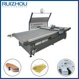 CNCの振動のナイフの履物の革切断機械2