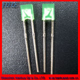 234/255 di DIP quadrato LED Diode (colore differente disponibile)
