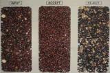 Vsee RGB 가공 식품 까만 빨간 녹두 색깔 분류하는 사람