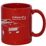 Tazza di ceramica dei prodotti promozionali rapidi di consegna per caffè