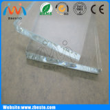 3mm-19mm Ultra / Extra / Super Clear / White, Low Iron Building Float Glass for Construction
