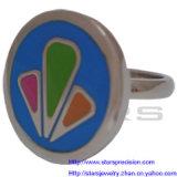 Мода украшения - эмалированные кольцо (SJ-R080016)
