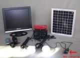 TV Solaire & LED avec système de chargeur de téléphone