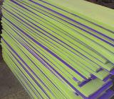 Kundenspezifische Größe des Farbe EVA-Schaumgummi-Blatt-5mm 4mm 3mm