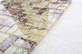 Py042 Foshan baño fábrica Deco CAD Amarillo Mosaico