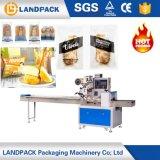 Automatischer horizontaler kleiner Brot-Kuchen-Biskuit-Plätzchen-Nahrungsmittelfluss-Verpackungsmaschine-Preis