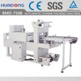 Machine thermique d'enveloppe de rétrécissement de la chaleur de film rétrécissable de bandes automatiques