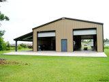 Vorfabrizierte Werkstatt-Gebäude-Stahlgarage-Installationssätze