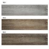 Plancher en bois plus vendu de vinyle de PVC de série de modèle