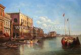 Картина маслом - Венеци 2