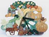 L'artisanat Don / meilleur - fruits de l'horloge actuelle (WL2010C)