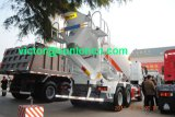 Sinotruk HOWO 6X4 8cubeconcrete máquina de mistura (ZZ1257N3641/SOBA)