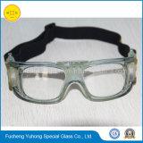 安全ガラスCT部屋ガラス