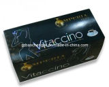Vitaccino Black Coffee, Natural Slimming Coffee con Pure Herbal Extracts