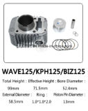 Wave125 Cylinder Kit Motorcycle Accessories
