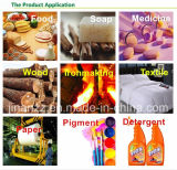 De Vlokken van de Bijtende Soda van de Verkoop van de Fabriek van Jinan direct in Goede Kwaliteit