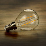 Энергосберегающий шарик света 2W 4W E14 E27 G45 СИД
