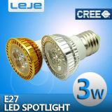 Светодиодный прожектор 3W 032
