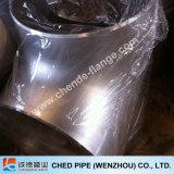 Sans soudure en acier inoxydable 180degré du raccord de tuyau coude de grande taille de raboutage