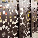 Populares y baratos cerca de aluminio compuesto de madera de plástico