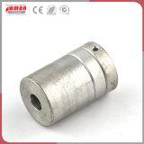 Aluminium extrudé fait sur mesure de haute précision en métal partie d'usinage CNC