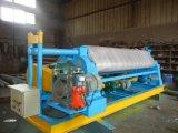 W11 3 roletes simétricos máquina de laminação de chapas metálicas Mecânico