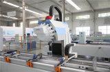 Fresadoras CNC de aluminio con máquina de perforación de 3 ejes.