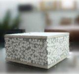 Zjt EPS ignifugé de haute qualité pour les panneaux sandwich de ciment Mur de partition