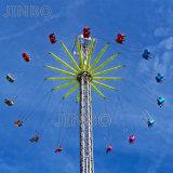 Torre de vuelo en paracaídas Paseo Parque de Atracciones de la emoción de Fabricante de equipos