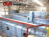 Máquina de Revestimento automático de electroforese com sistema de revestimento completo em uma linha