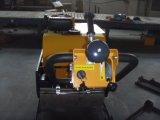 油圧振動の二重ドラム道ローラー