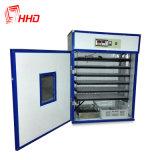 Hhd vente chaud automatique pour la vente d'Incubateur d'oeufs de poulet (YZITE-10)