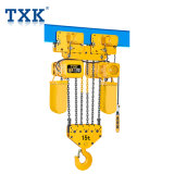 Txk 15t M5の働く等級の電気チェーン起重機