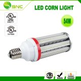 LED 54W luz maíz Clw05b 360 grados de ángulo de visión sin ventilador interior