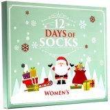 Personalizar la cuenta regresiva para el calendario de Adviento de Navidad para los hombres damas