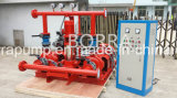 Suprimento de água de combate a incêndio Equipamento eléctrico de gasóleo da bomba Jockey
