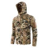 4-цветов Esdy новый дизайн Camo куртка военных тактических флис куртка