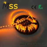 striscia flessibile del PWB LED di bianco di 6W 60PCS 3528LED/M