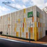 Globales Agens-Hotel-Aluminiumfurnier-blatt für Garten