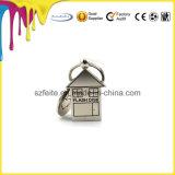 De Sleutelring USB van de Aandrijving van de Flits van de Vorm USB van het Huis van het metaal
