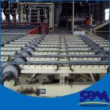 Venta caliente China planta de producción de placa de yeso
