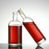 El vino de hielo de alta calidad Botella de vidrio con tapón