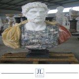 ローマの大理石像の彫刻の庭の装飾のための白い聖者のバーバラの状態の花こう岩の彫刻